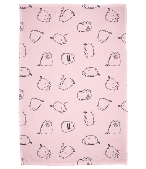 Pusheen Sweet Fleece Blanket