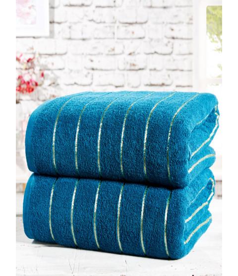 Sandringham 2 Piece Towel Bale Teal