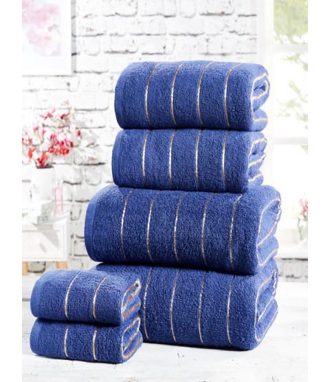 Sandringham 6 Piece Towel Bale Navy