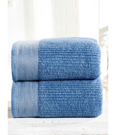 Mayfair 2 pezzi asciugamano balla denim