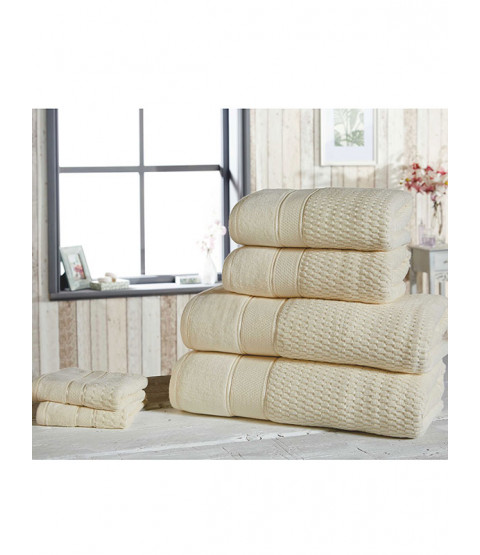 Royal Velvet 6 Piece Towel Bale Cream