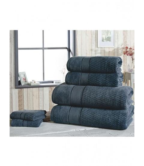 Royal Velvet 6 Piece Towel Bale Denim