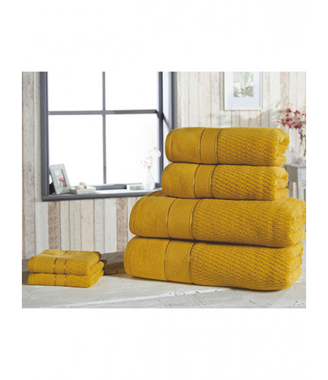 Royal Velvet 6 Piece Towel Bale Ochre