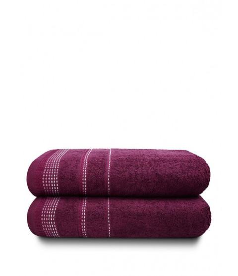 Berkley 2 Piece Towel Bale Mulberry