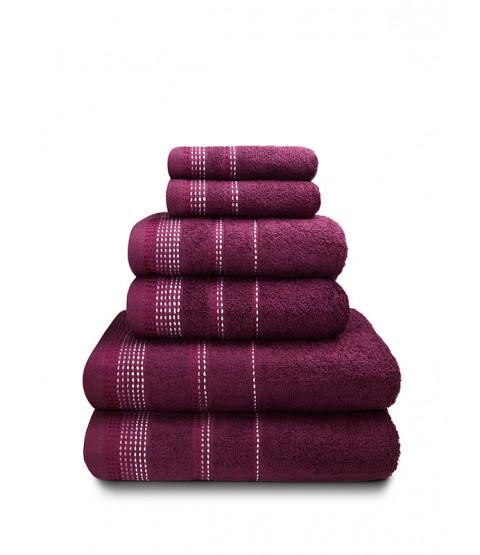 Berkley 6 Piece Towel Bale Mulberry