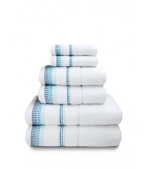 Berkley 6 Piece Towel Bale White