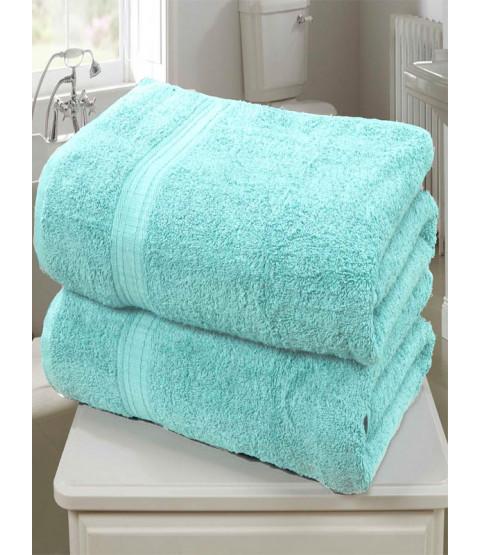 Royal Kensington 2 pezzi asciugamano Bale Aqua
