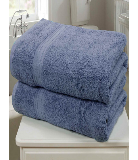 Royal Kensington 2 Piece Towel Bale Denim
