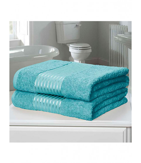 Windsor 2 Piece Towel Bale Turquoise