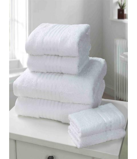 Windsor 6 Piece Towel Bale White