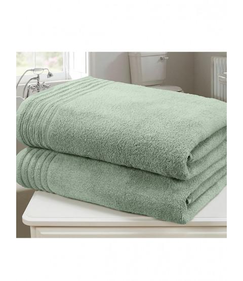Asciugamano 2 pezzi So Soft Bale Sea Green