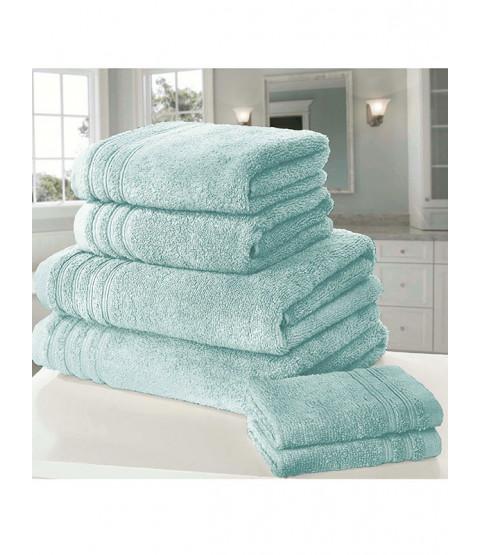 So Soft 6 Piece Towel Bale Duck Egg Blue