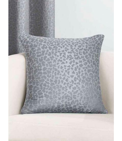 Fodera per cuscino Belle Maison - Serie Sahara, Argento