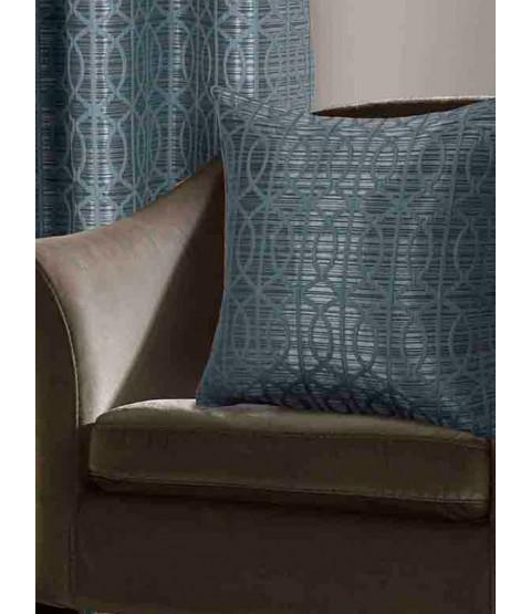 Belle Maison Cushion Cover  - Tuscany Range, Duck Egg