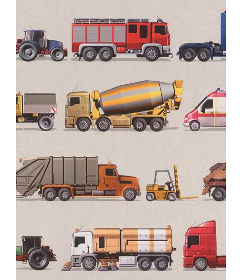 Rasch Vehicles Wallpaper - 293906