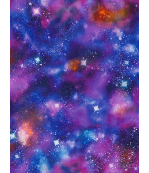 Cosmic Space Glow in the Dark Wallpaper - 292312 Rasch