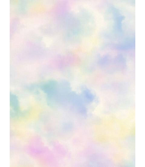 Sfondo di cielo nuvoloso Multi Rasch 818017