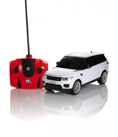 Range Rover Sport White 1:24 Scale Radio Control Car