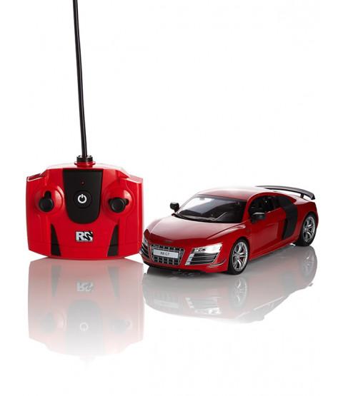 Audi R8 Red 1:24 Scale Radio Control Car