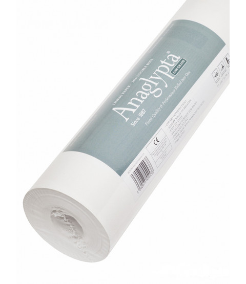 Lining Paper 1200 Grade Single Roll by Anaglypta