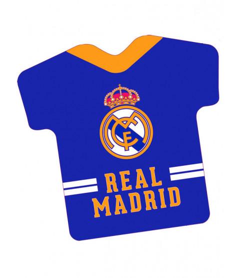 Real Madrid CF Shirt Shaped Filled Cushion