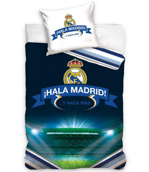 Real Madrid CF Hala Single Cotton Duvet Cover Set