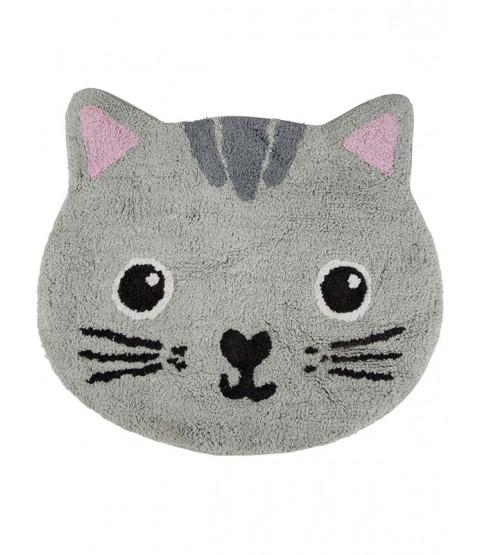 Nori Cat Kawaii Friends Floor Rug