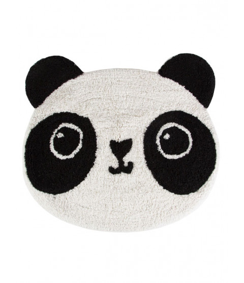 Kawaii Panda Floor Rug