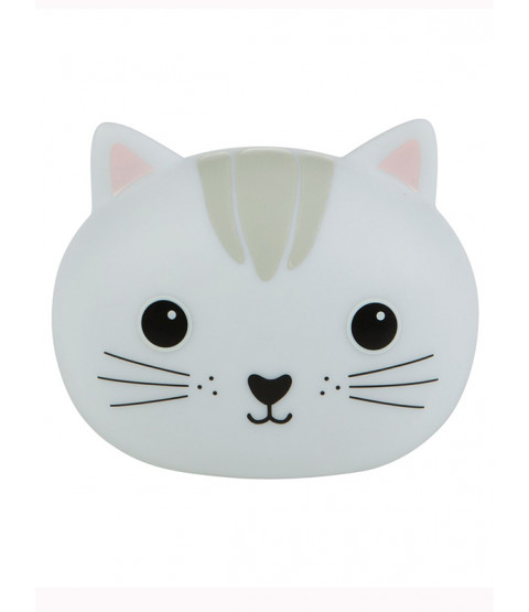 Cat Night Light Nori Kawaii