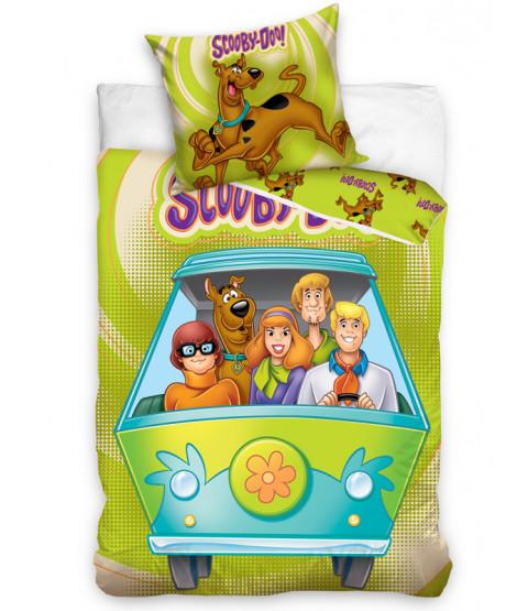 Scooby Doo Single Cotton Duvet Cover Set