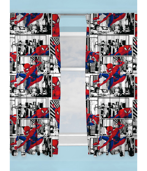 Spiderman Curtains