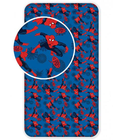 Spiderman Lenzuolo singolo in cotone
