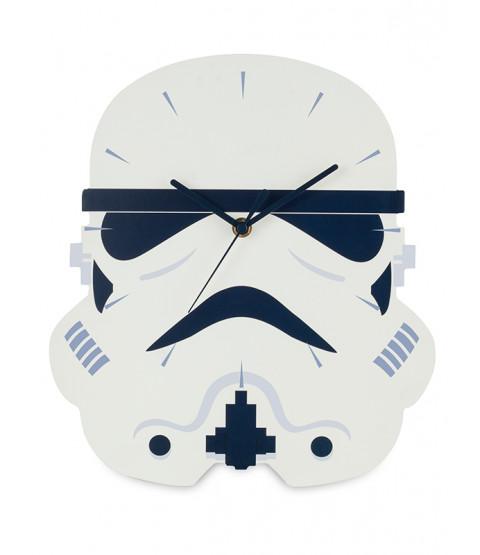 Star Wars Stormtrooper Shaped Wall Clock