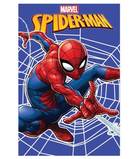 Spiderman Coperta in pile Web