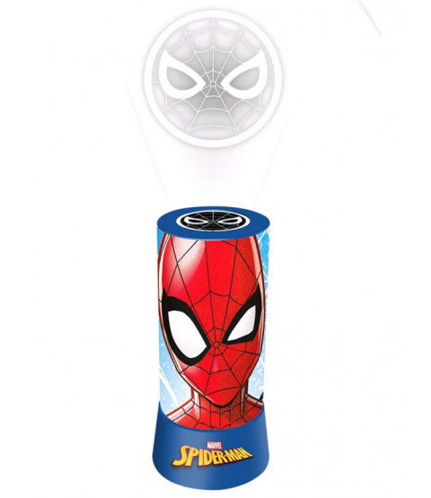 Spiderman Blue Projector Light