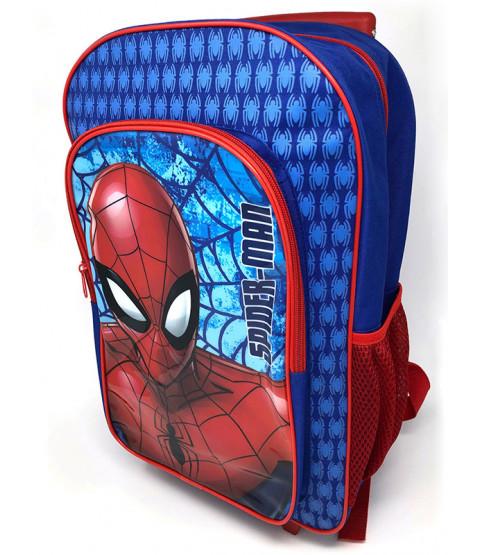 Spiderman Deluxe Backpack Trolley Bag