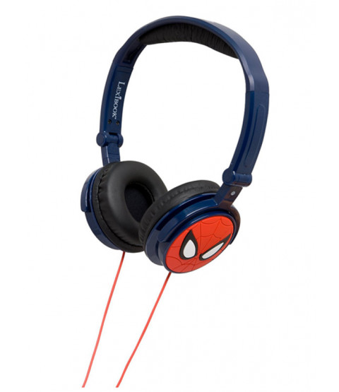 Spiderman Stereo Headphones