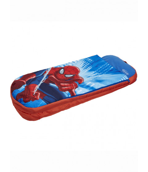 SpiderMan Ultimate Junior Ready Bed - All-in-One Sleepover Solution