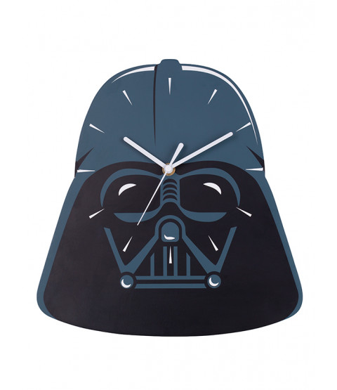 Star Wars Darth Vader Shaped Wall Clock
