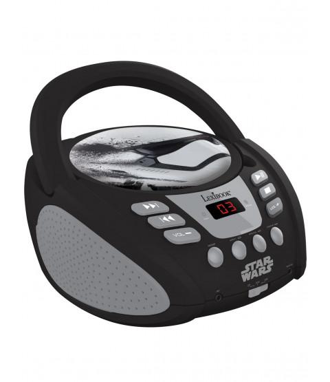 Star Wars Portable CD Player