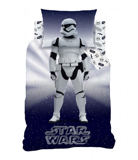Star Wars Storm Trooper Single Duvet Cover Set