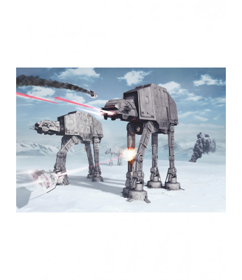 Star Wars Battle of Hoth Wall Mural 3.68m x 2.54m