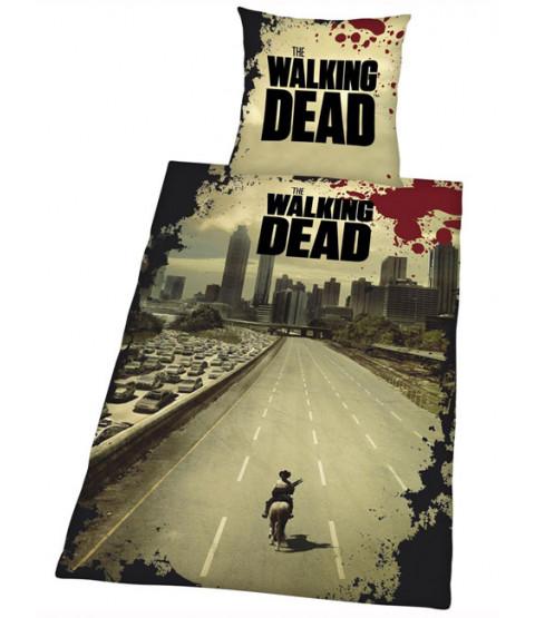 The Walking Dead Single Duvet Cover & Pillowcase Set
