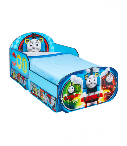 Thomas and Friends Toddler Bed with Underbed Storage