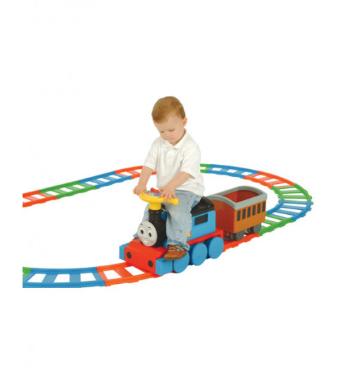 Thomas & Friends Train and 22 Piece Track Set