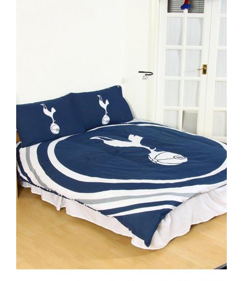 Tottenham Hotspur FC Pulse Double Duvet Cover Bedding Set