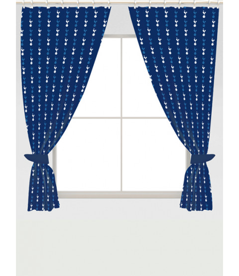 Tottenham Hotspur FC Crest Curtains