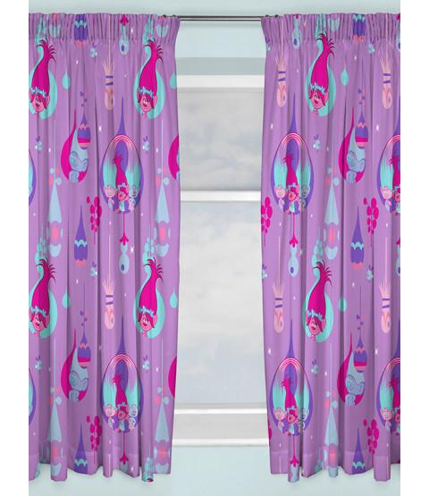 Trolls Bedroom Curtains