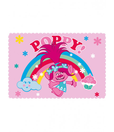 Trolls Dreams Fleece Blanket