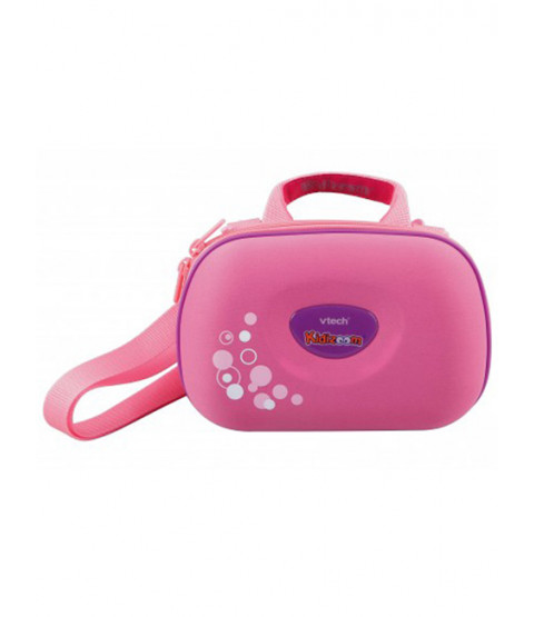 Vtech Kidizoom Digital Camera Protective Travel Case - Pink